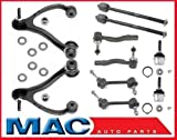 Mac Auto Parts 17388 Crown Victoria Town Car Grand Marquis Control Arm Pc Suspension Kit