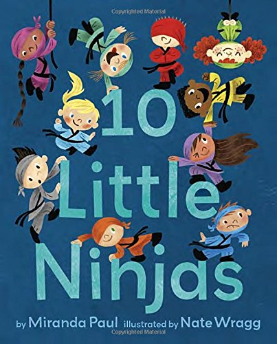 Ninja Dress Up Ideas (10 Little Ninjas)
