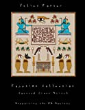Egyptian Collection: Counted Cross Stitch (Volume 1)
