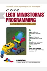 Core LEGO MINDSTORMS Programming: Unleash the Power of the Java Platform by Brian Bagnall (2002-03-21) Paperback
