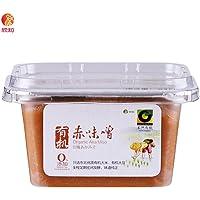 【赤味噌】禾然 欣和 赤味噌 调味 味噌 味增汤料 味增调料300g包邮即食速食汤料料理