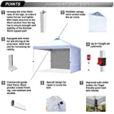 ABCCANOPY Canopy Tent 8x8 Pop Up Canopy Outdoor