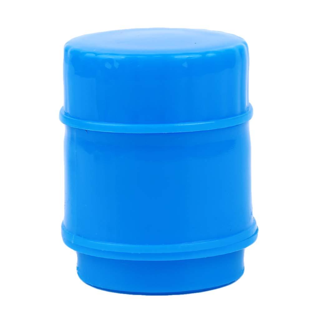 kemai Runde Siegel Lebensmittel Aufbewahrungstasche Clip Multifunktionale Wiederverwendbare Lebensmittel Aufbewahrungsclips, blau