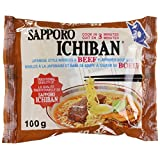 Sapporo Ichiban JFC3000 Japanese Style Beef Ramen Noodles, 2.4-Kilogram