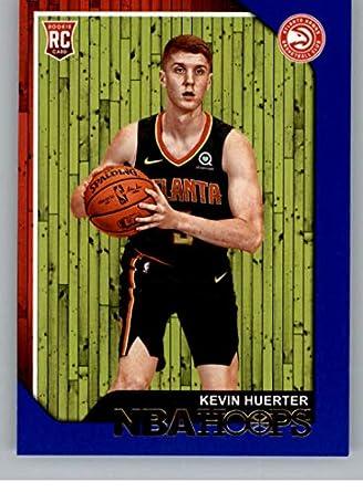 separation shoes 979a9 9639f Amazon.com: 2018-19 NBA Hoops Blue #266 Kevin Huerter ...