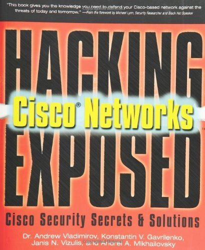 Hacking Exposed: Cisco Networks