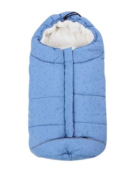 Saco de dormir para niños pequeños, dedos de los pies acogedores e impermeables, paño