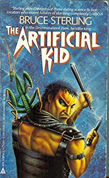 The Artificial Kid by Bruce Sterling science fiction and fantasy book and audiobook reviews