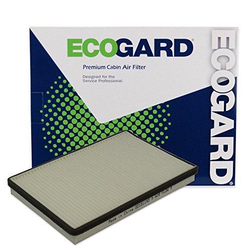 ECOGARD XC25483 Premium Cabin Air Filter Fits Volvo S70, 850, V70, C70, S90, (Volvo Parts Catalog)