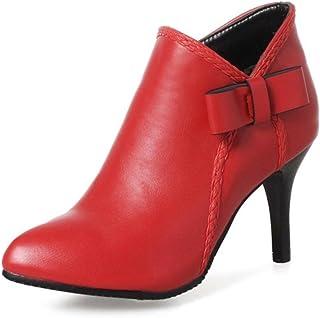 Kitzen Chaussures à Talons Hauts Pointu des Femmes Féminines