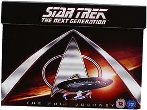 Star Trek The Next Generation - The Full Journey [Reino Unido] [DVD]