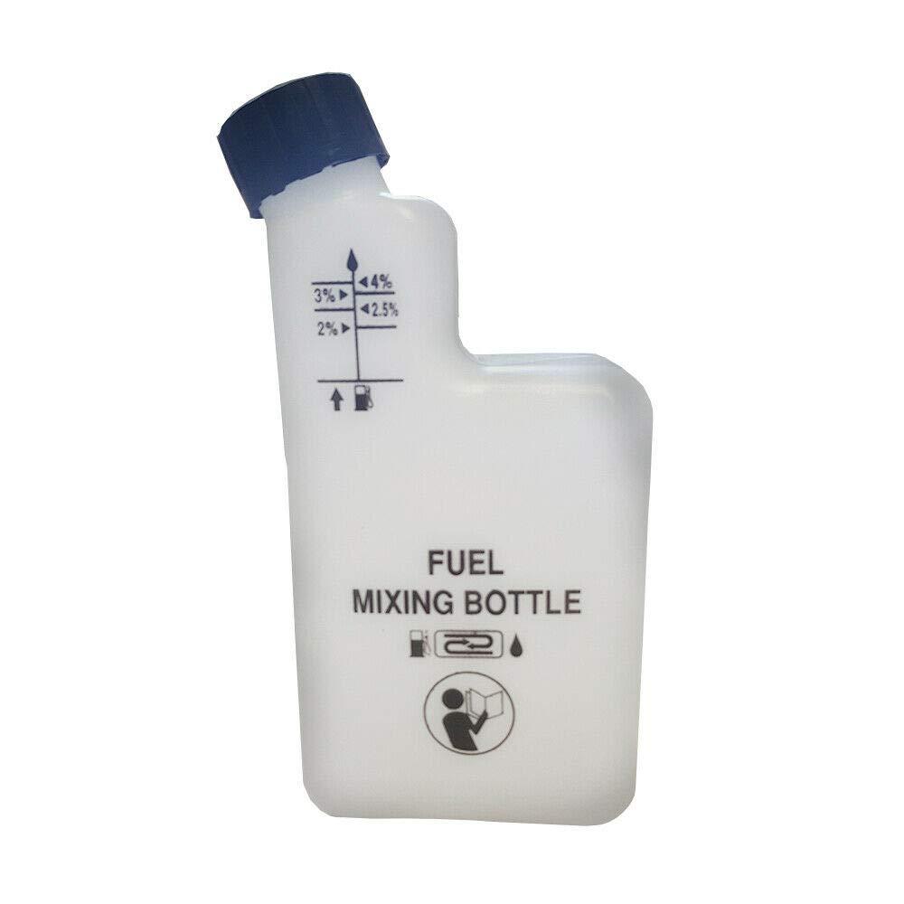 BMS Botella de Mezcla de Gasolina de Combustible con Aceite de 2 ...