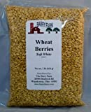Soft White Wheat Berries, 1 lb.