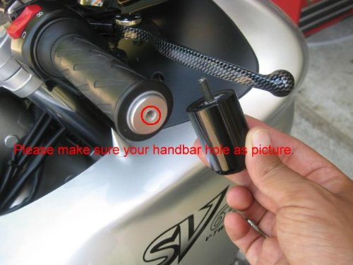 Kawasaki ZX7 ZX7R ZX900 ZX9 ZX9R Z1000 ZX10R ZX11 ZRX1100 ZX600 BAR ENDS Gold