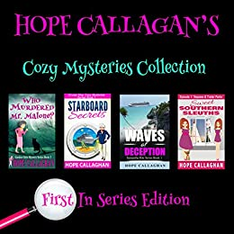 Hope Callaghan Cozy Mysteries: Collection (1st in Series Edition) by [Callaghan, Hope]