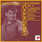 Tchaikovsky: Symphony No. 4; Capriccio Italien