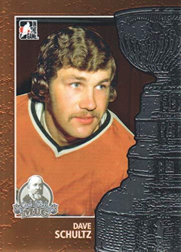 2013-14 ITG Lord Stanley's Mug Hockey #87 Dave Schultz Philadelphia Flyers