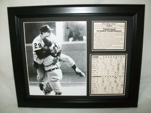 11x14-Framed-Matted-1968-Detroit-Tigers-World-Series-Champs-8X10-PHOTO