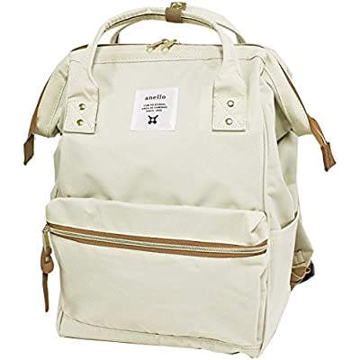 a972c3a984 best anello  AT-B0197B small backpack with side pockets (natural ...