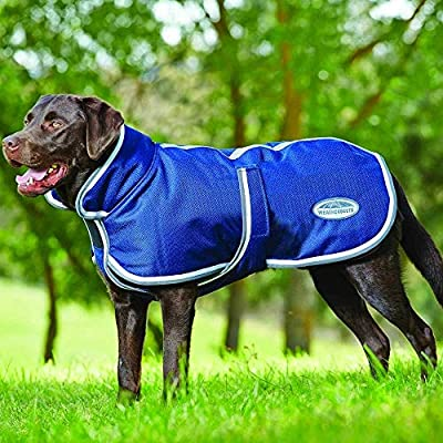 Weatherbeeta Parka 1200D Deluxe Dog Coat by Weatherbeeta