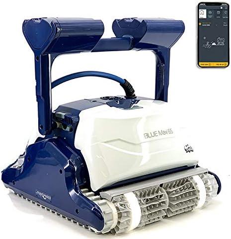 DOLPHIN Blue Maxi 65 Robot limpiafondos Piscina - Robot automático ...