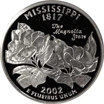 2002 mississippi s gem proof state quarter us coin at amazons 2002 mississippi s gem proof state quarter us coin publicscrutiny Gallery