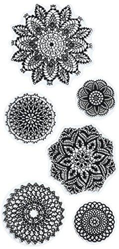 Inkadinkado 60 31316 Decorative Doilies Set 60 31316