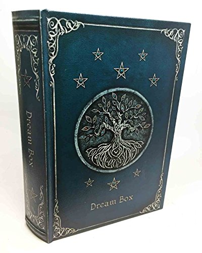 LISA PARKER TREE OF LIFE DREAM GREAT WOODEN BOOK BOX 10.25LONG