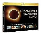 Ecological Trilogy - 4-Disc Box Set ( Koyaanisqatsi / Powaqqatsi / Baraka ) ( Koyaanisqatsi: Life Out of Balance / Powwaqatsi: Life in Transformation [ NON-USA FORMAT, Blu-Ray, Reg.B Import - France ]