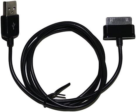 Amazon.com: Black Galaxy Tablet USB de carga y cable de ...