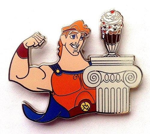 - Disney Studio Store Hollywood DSSH and Ghirardelli Soda Fountain - Pin Trader Delight - Hercules PTD