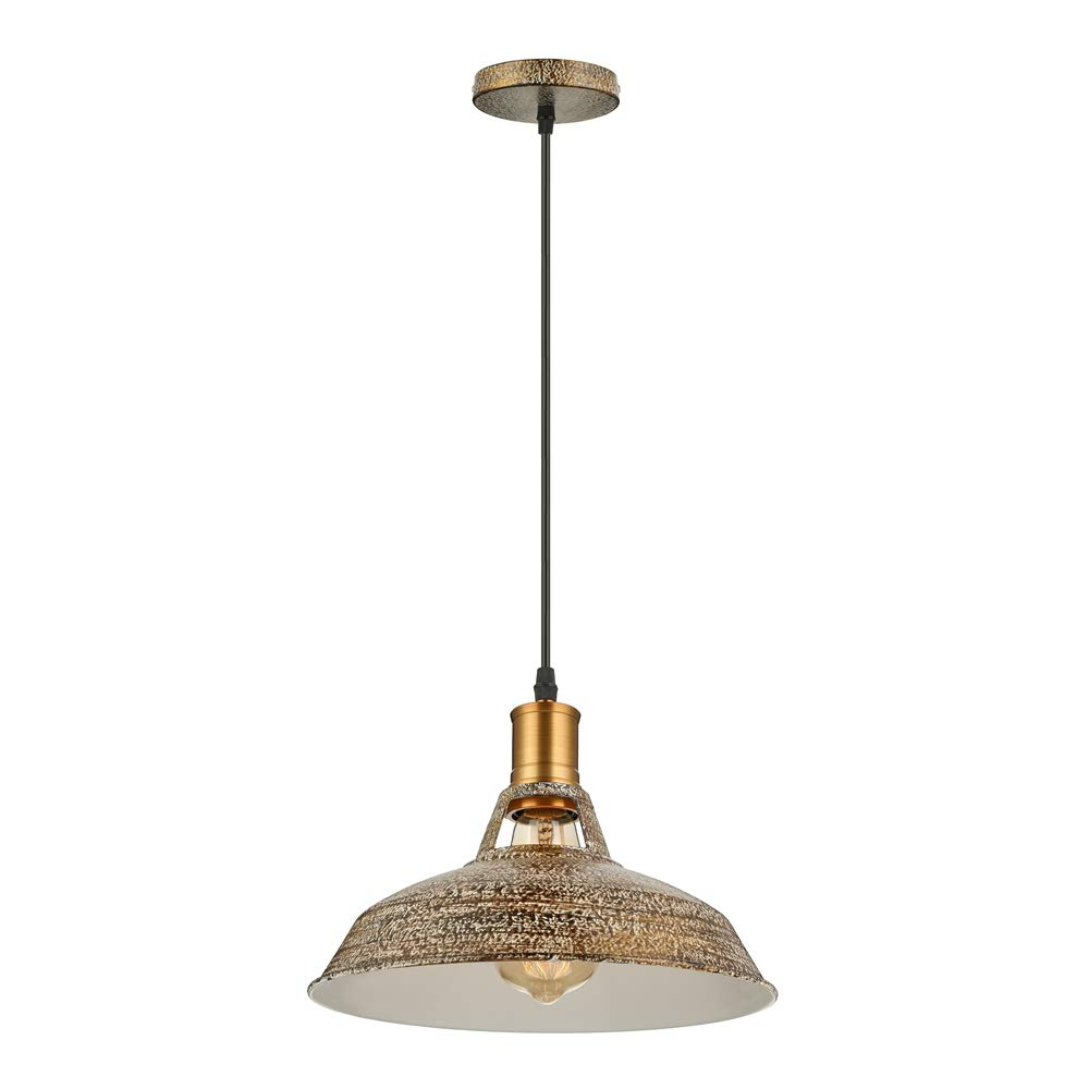 Ruanpu adjustable 10 63 industrial lighting simplicity barn pendant light old bronz rustic farmhouse hanging lighting fixtures for dining room kitchen