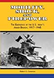 Book cover for Mobility, Shock, and Firepower: The Emergence of US Army's Armor Branch 1917-1945