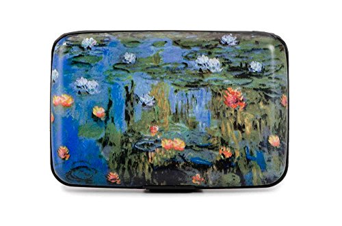 Credit Armor Wallet Lilies Claude product image
