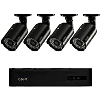 Q-See 4-Ch. 960H 500GB Surveillance System