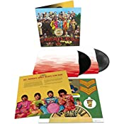 The Beatles Sgt Pepper S Lonely Hearts Club Band 2 Lp