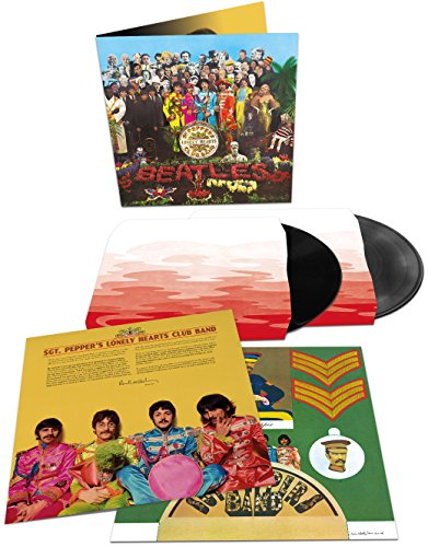 Sgt. Pepper's Lonely Hearts Club Band [2 LP][Anniversary Edition] (The Best Headphones For Mixing And Mastering)