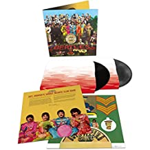 Sgt. Pepper's Lonely Hearts Club Band Anniversary Edition (2LP Vinyl)