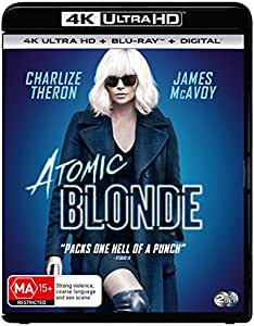 Atomic Blonde (4K Ultra HD + Blu-ray)