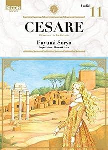 """Afficher """"Cesare : Il creatore che ha distrutto n° 11 Cesare Vol. 11"""""""