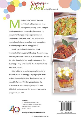 Super Food Untuk Ibu Hamil Indonesian Edition Ide Sehat