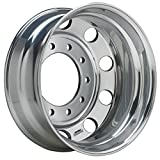 "Automotive : Accuride 19.5"" x 6"" Rear Dual for Ford F450/F550 & Dodge 4500/5500 (40018AIP)"