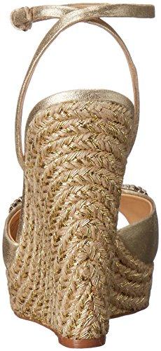 Badgley Platino Wedge Mischka Espadrille Annabel Women Sandal O0f8qOCr