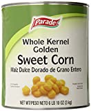 Parade Fancy Whole Kernel Corn, 106 Ounce