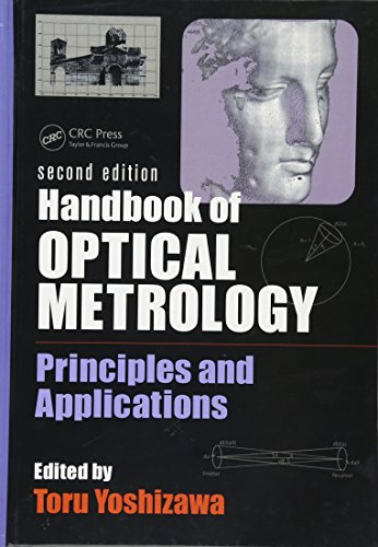 Handbook of Optical Metrology: Principles and Applications, Second Edition (Shape Prism)