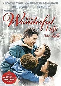 It's a Wonderful Life / La vie est belle (Colorized/Black and White) (Version française)