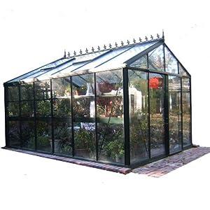 Exaco Royal Victorian VI34 150 Square Foot Greenhouse