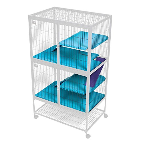 Ferret Cages Living Room Series Deluxe Ferret Cage Ferret Nation Accessory Kit 2 Yml 2level