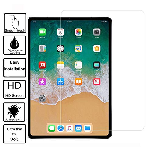 (❤️MChoice❤️ 4Pcs PET HD Soft Film Screen Protector Film for Apple iPad PRO 2018 11/12.9 inch (11 inch))