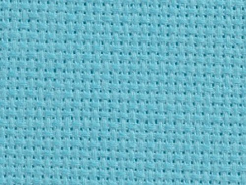 Charlescraft 14 HPI Gold Standard Aida Cross Stitch Fabric Polar Ice - per pack